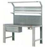 WH耐衝撞鐵鈑型工作桌