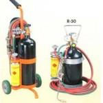 車輪式手提小型切斷/熔接/加熱器