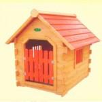 室外系列─豔陽實木寵物屋各尺寸系列