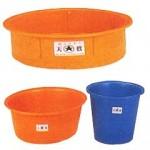 強化塑膠桶M圓形