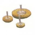 帶柄平型鋼絲輪(鍍銅)