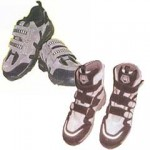氣墊式安全鞋