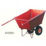 雙輪砂車/砂桶