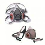 半/全面式防毒面具及配件