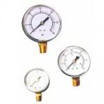 直立式ABS外殼壓力錶