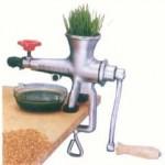 小麥草原汁機