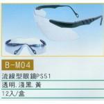 流線型眼鏡