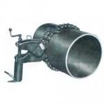 鑄鐵管油壓爆破切斷機
